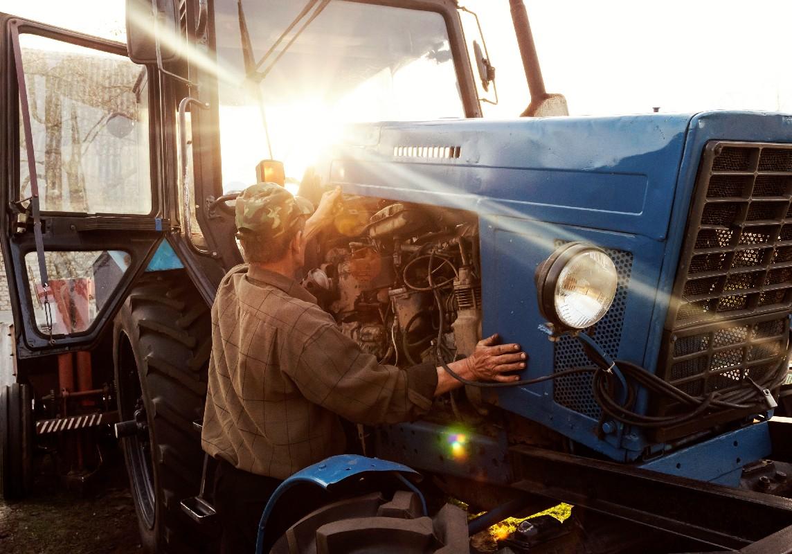 Maintenance des matériels agricoles